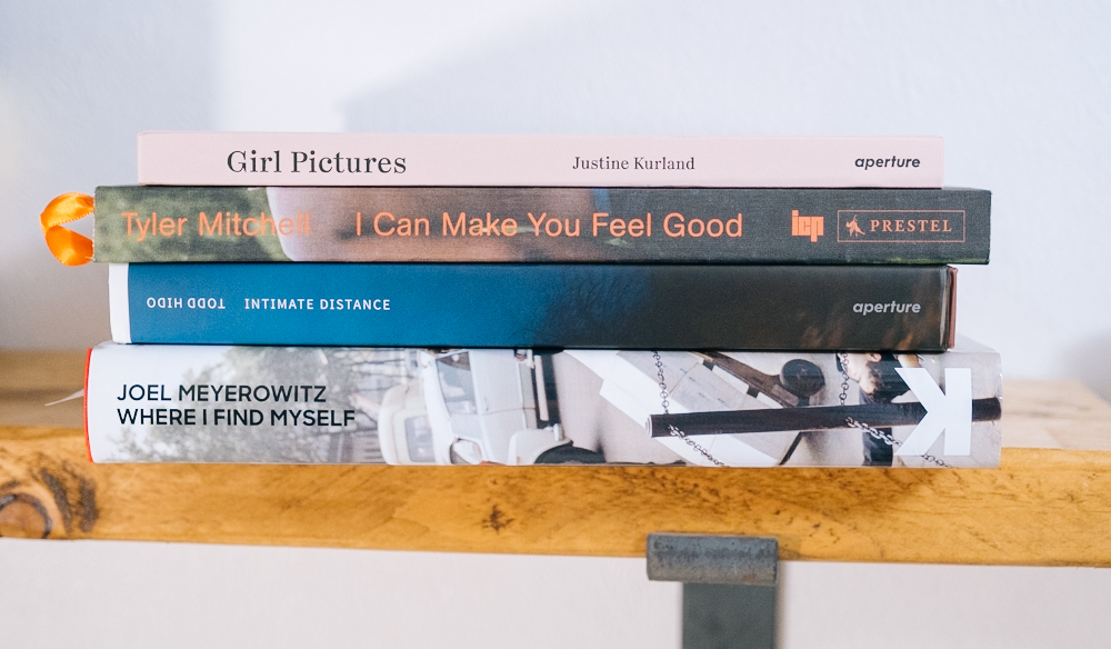 Five Photography Books to Inspire Raw Cinematography