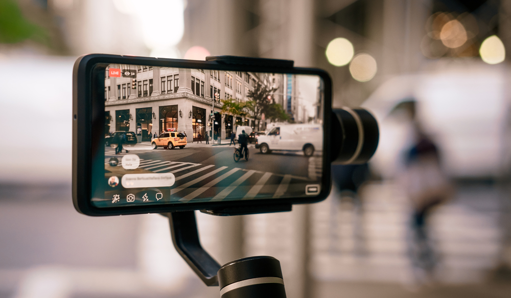 Gimbals: The Ultimate Smartphone Filmmaking Accessory