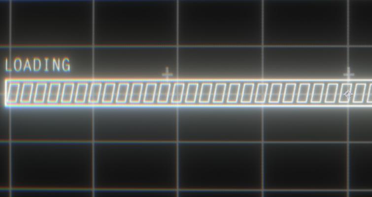 Cyberpunk Loading