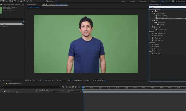2021 Filming in 1080p: Keying Green Screen Footage