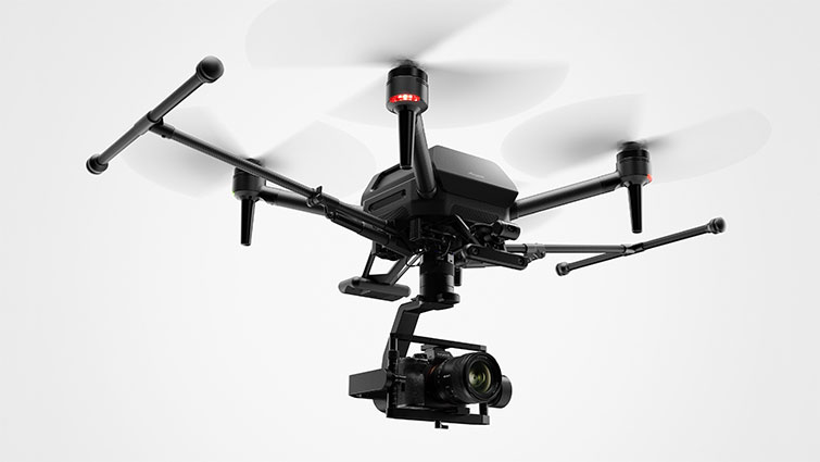 Sony Releases New Drone
