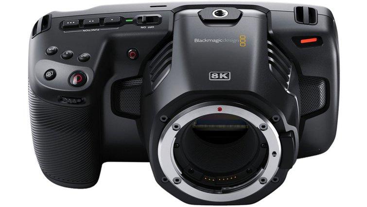 Blackmagic Pocket Cinema Camera 8K