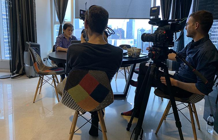 Interview for Assassins
