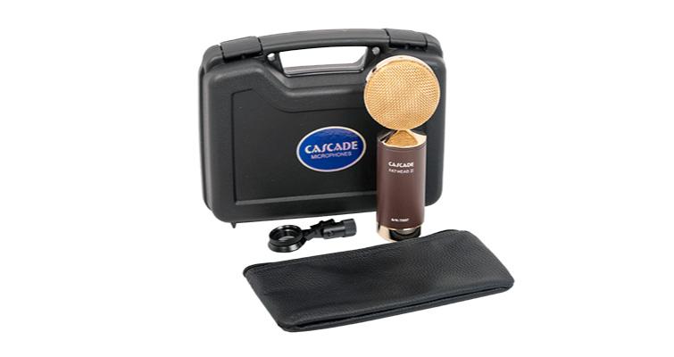 Cascade Ribbon Microphone