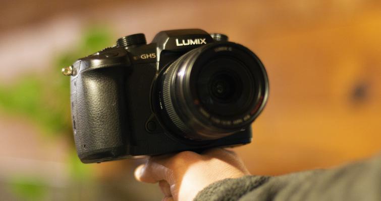 Hold Camera at Arm's Length