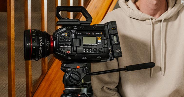 Blackmagic 12K Camera
