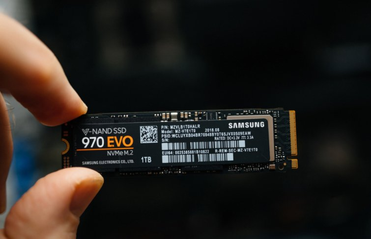 Samsung 970 EVO M.2 NVMe SSD