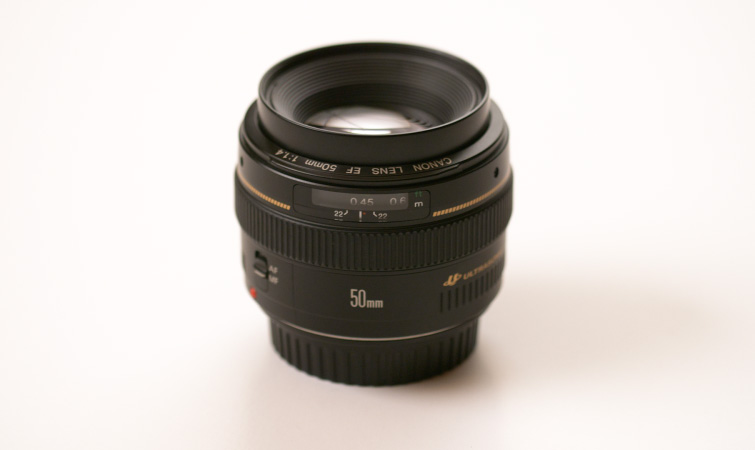 50mm F-stop