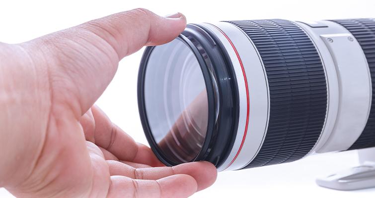UV Filter on Telephoto