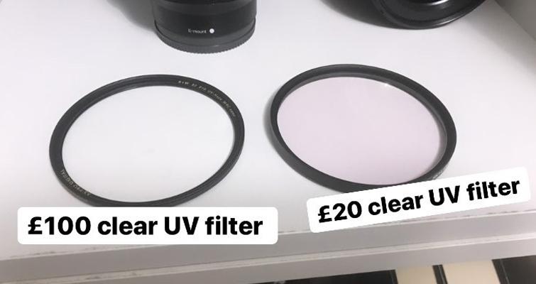 UV Filter: Budget vs. Cheap