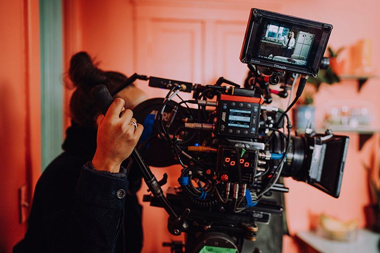The ARRI 416 Camera
