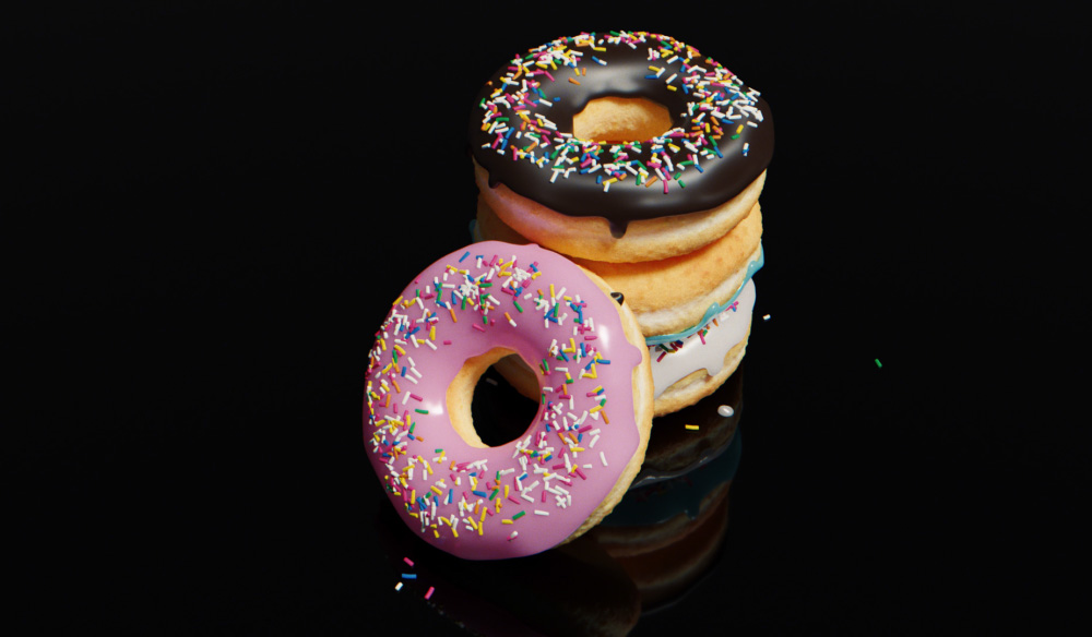 8 Things I Learned by Creating the Donut in Blender