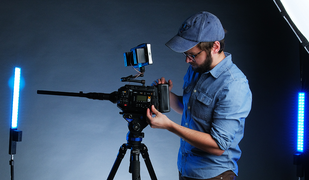 The Ultimate VFX Camera: Blackmagic URSA Mini Pro 12K Review
