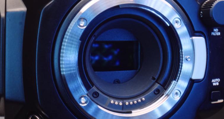 Blackmagic URSA Mini Pro 12K Sensor