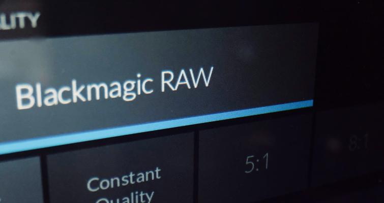 Blackmagic RAW Codec