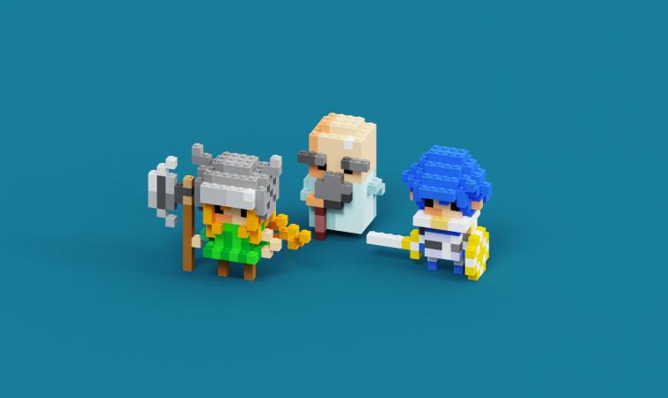 Lego Shapes