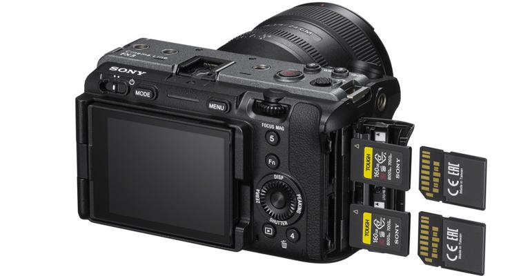 Sony's FX3 Body