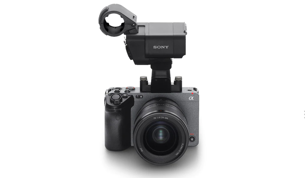 The New Dynamic Cine Camera: Sony Introduces the FX3