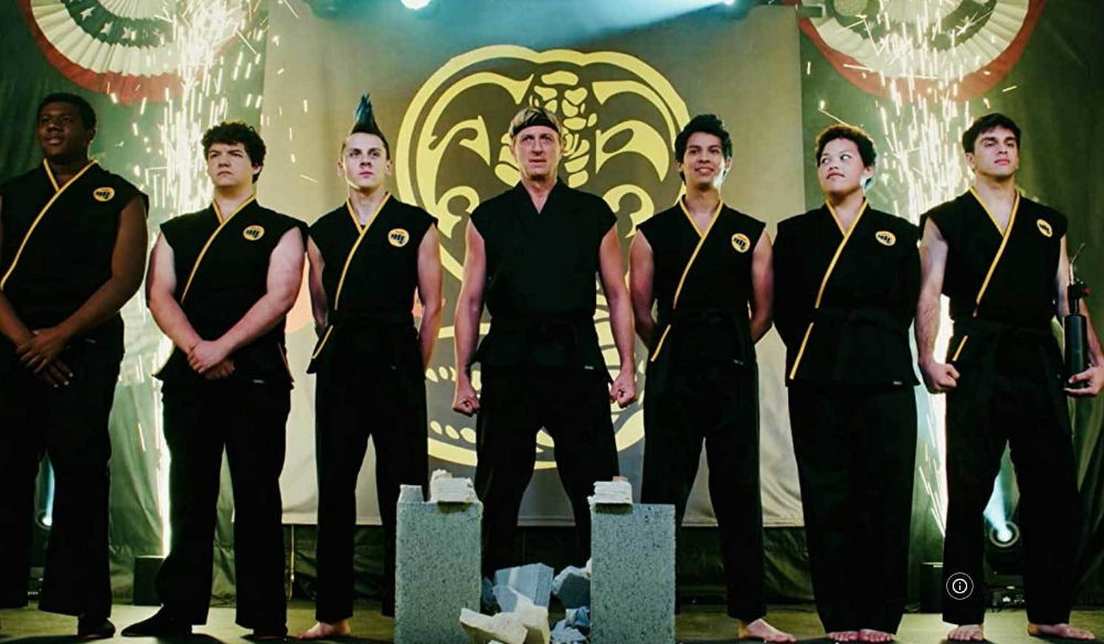 "Previsualizing: How ""Cobra Kai"" Gets Stunts Right Before the First Punch"