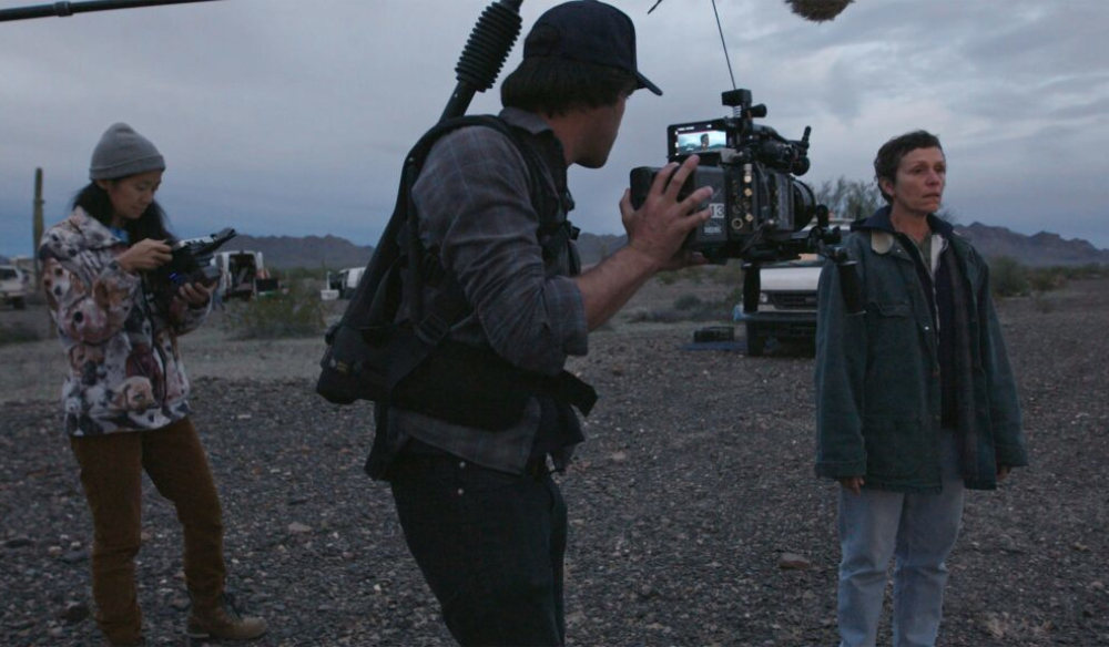 Cameras Behind Golden Globe Winners and Nominees
