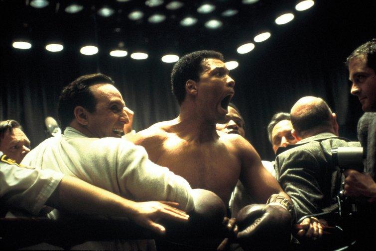 Scene from Ali