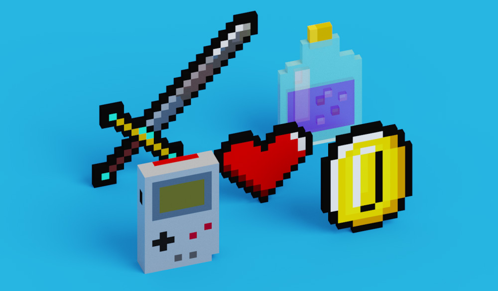 Voxel Art Video Tutorial: What it Is and How to Create It