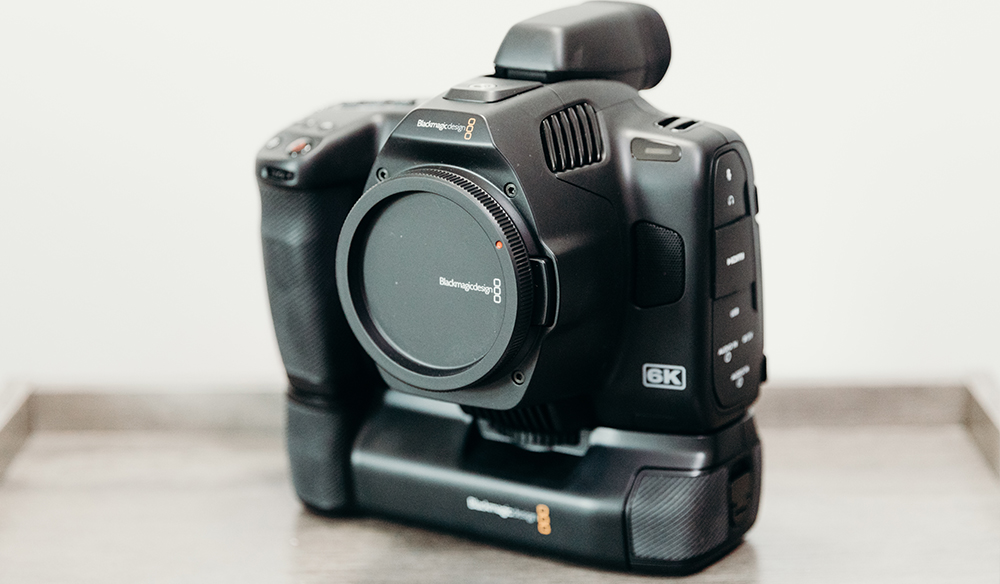 Hands-on Review: the Blackmagic Pocket Cinema Camera 6K Pro