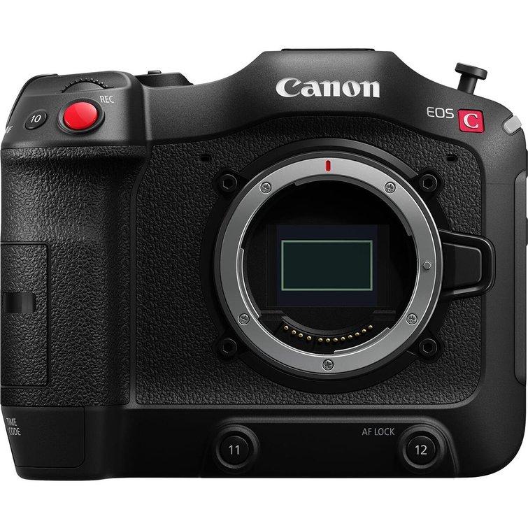 Canon's EOS C70