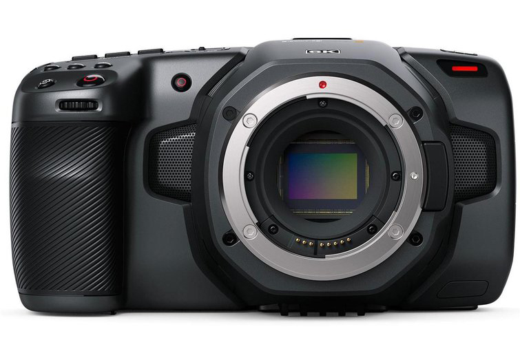 Blackmagic Cinema Camera Pocket 6K