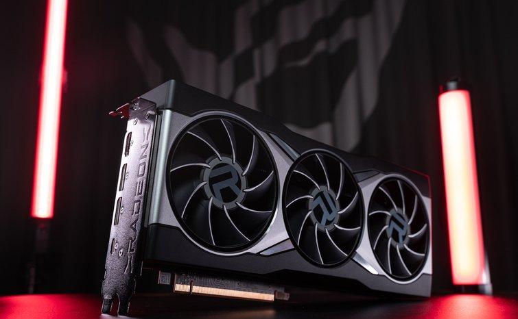 Radeon RX 6800 XT da AMD