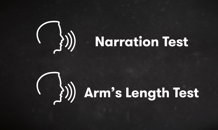 Two Audio Tests