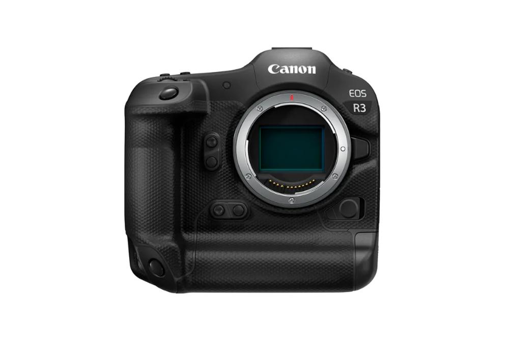 Canon Announces New Mirrorless Flagship EOS R3