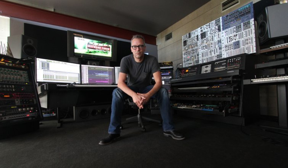 Nine Inch Nail's Charlie Clouser's Stock Logic Plugins for Horror Films
