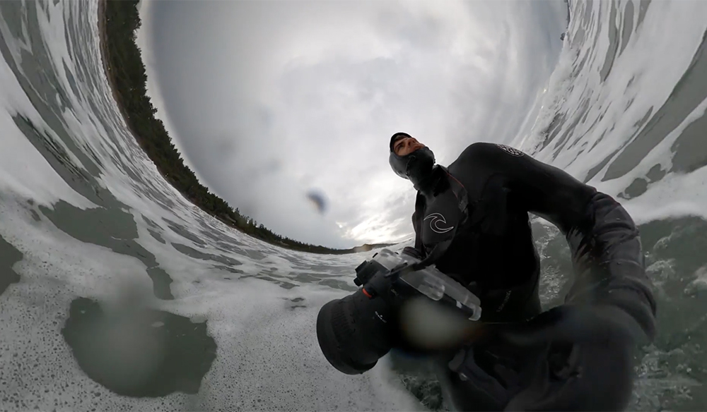 Underwater Cinematography: Action Cam or Underwater Camera Rig?