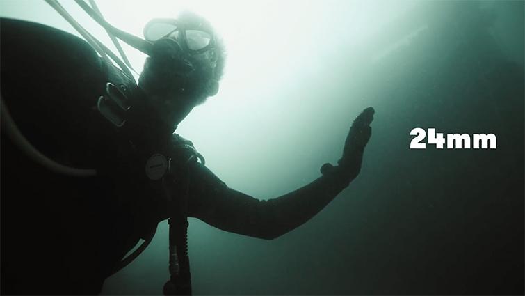 Submerged Cameras