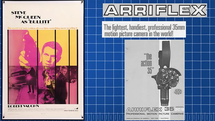 The ARRIFLEX 35