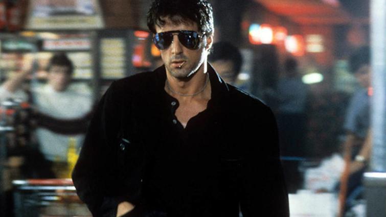 Sylvester Stallone in Cobra