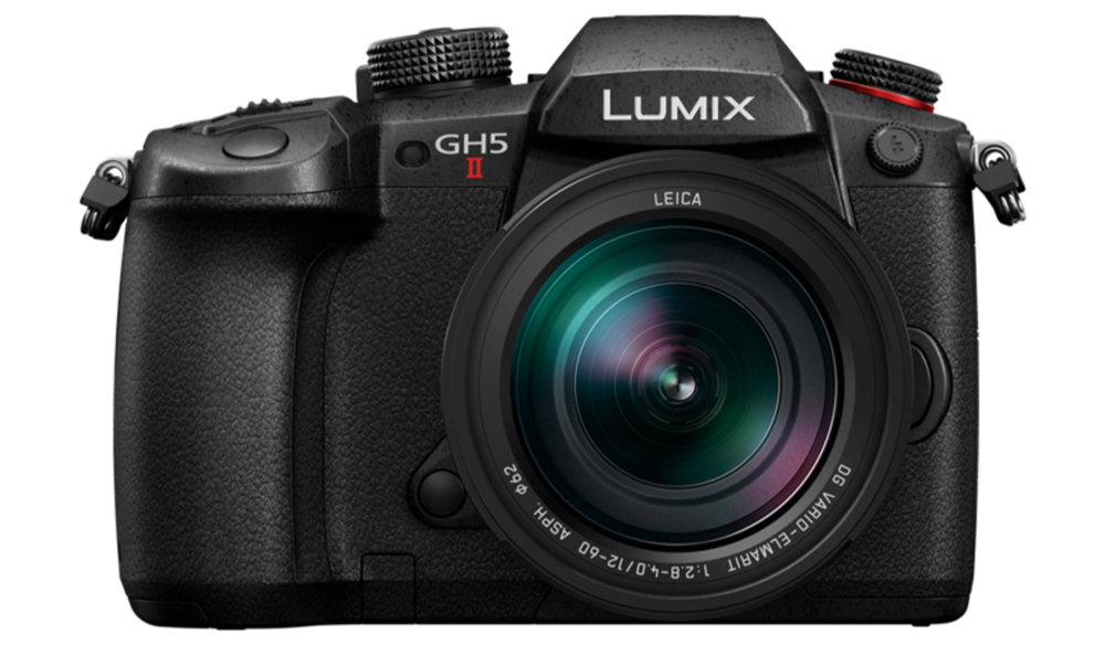 Panasonic Is in the Spotlight---Announcing the GH5 II and GH6