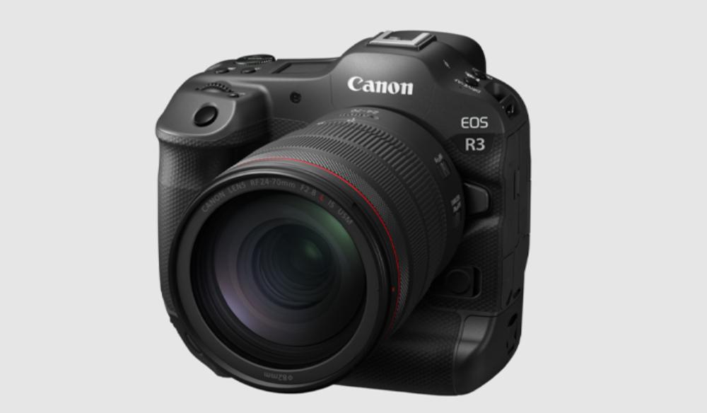 Canon Announces More Details for the Canon EOS R3