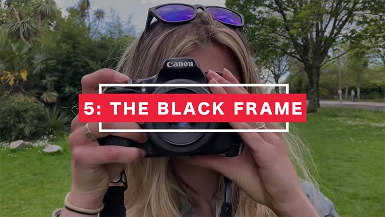 The Black Frame
