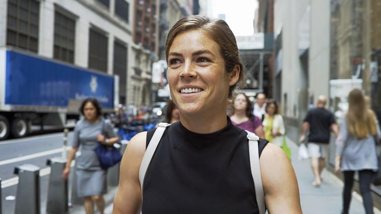 U.S. Women's Soccer Defender Kelley O'Hara