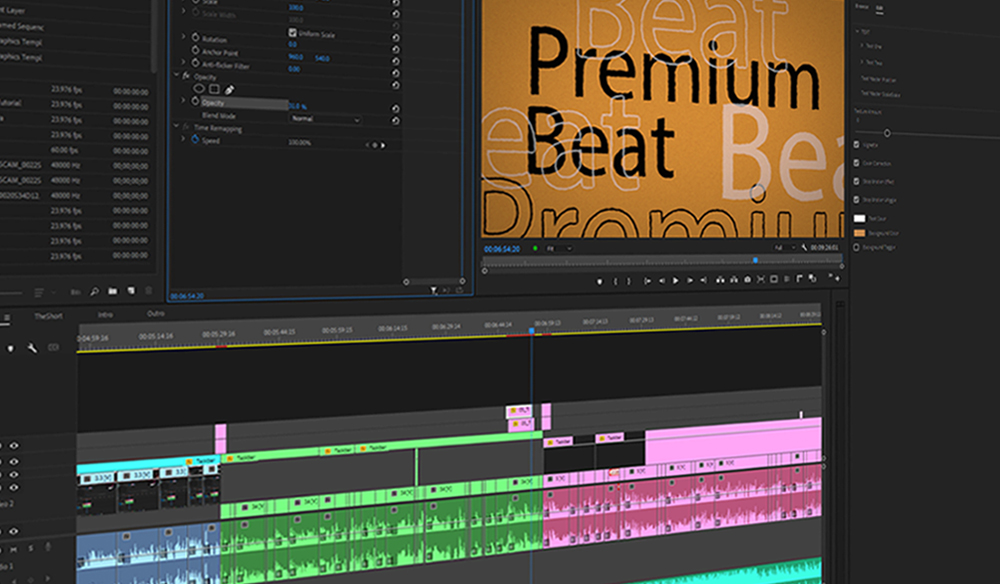 24 Hidden Premiere Pro Features and Hacks You Need to Know About