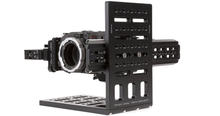 Wooden Camera Vertical Plate