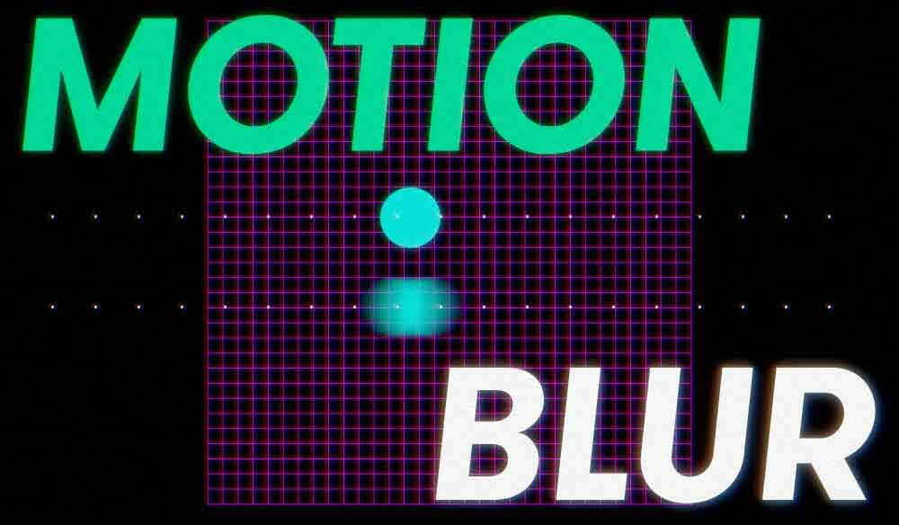 How to Use Motion Blur Inside of Adobe After Effects