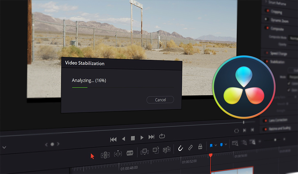 How to Stabilize Footage in Post-Production Using DaVinci Resolve