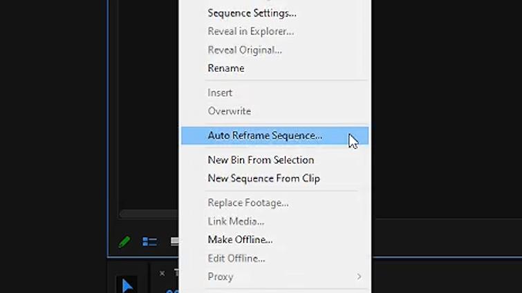 Reframe Videos