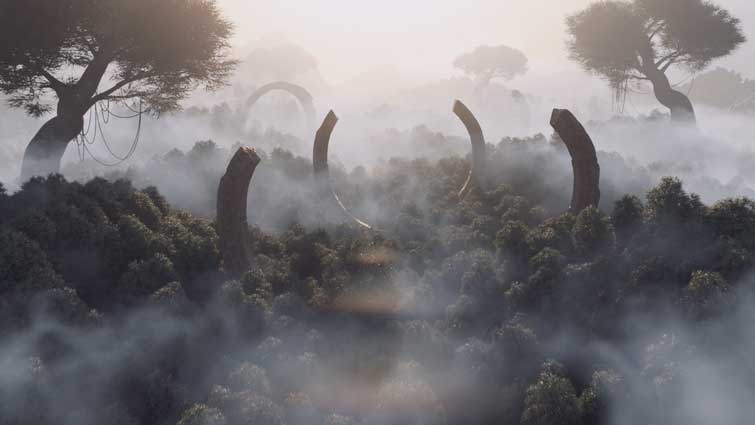 Prehistoric Concept