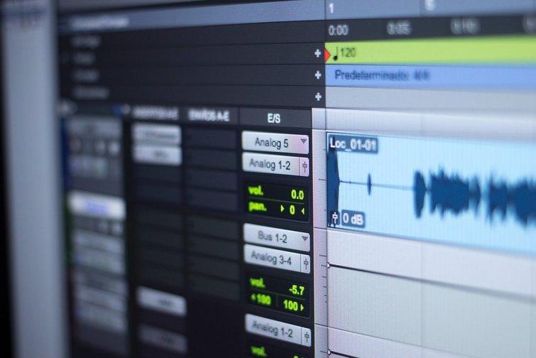 Audio Editing
