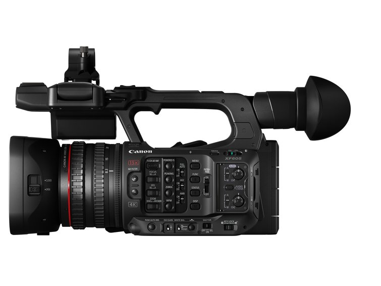 Canon XF605 4K UHD Camcorder
