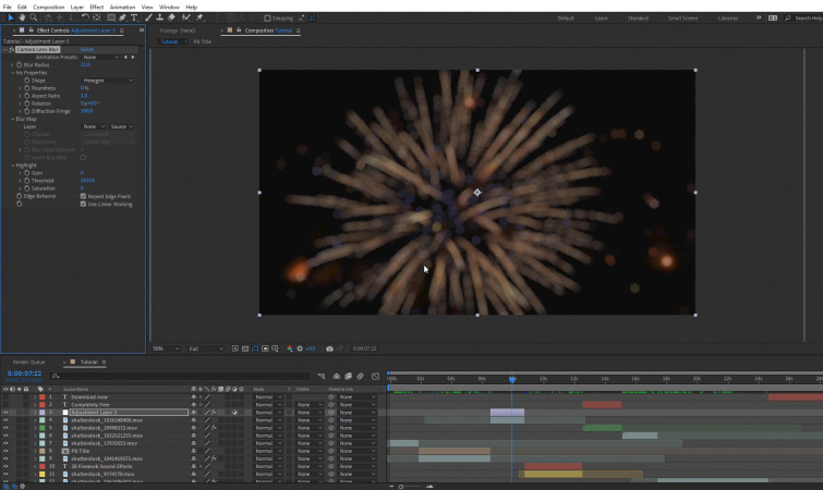 Apply Effects to Adjustment Layers